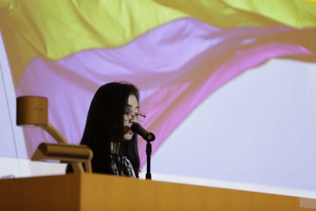 全国憲法研究会主催 憲法記念講演会の模様